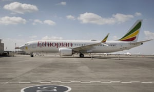 The 737 MAX planes were grounded worldwide following the Ethiopian Airlines disaster that killed 157 people.