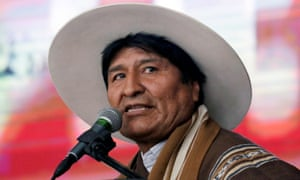 Bolivia's president Evo Morales is expected to attend Bolsonaro's inauguration.