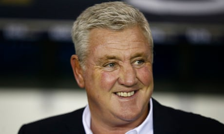 Newcastle appoint Steve Bruce as manager to succeed Rafael Benítez