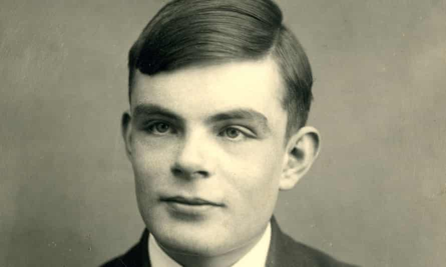 Codebreaker Alan Turing aged 16 in 1928