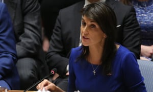 Nikki Haley: 'With all due respect, I don't get confused.'