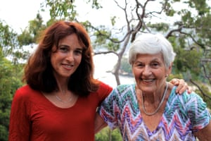 Anna and Barbara Fienberg, the mother-daughter author team behind the Tashi books