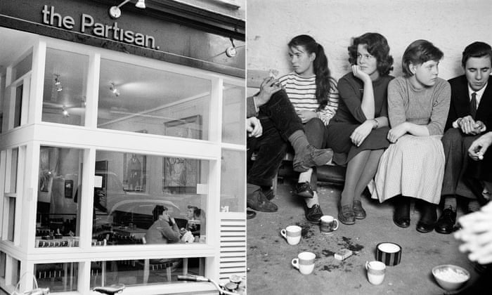 How A Soho Coffee House Gave Birth To The New Left