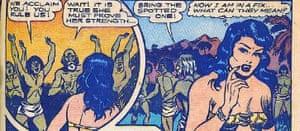Rulah, Jungle Goddess ZOOT COMICS #7 1947