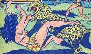Rulah, Jungle Goddess (1947).