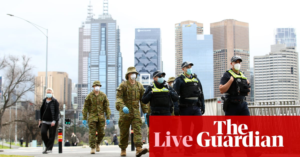 Coronavirus live update Australia: Victoria records 403 new Covid-19 cases and NSW 19 as Frydenberg announces budget deficit – The Guardian