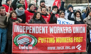 The Independent Workers Union broke away from the stale bureaucracies to concentrate on helping workers.