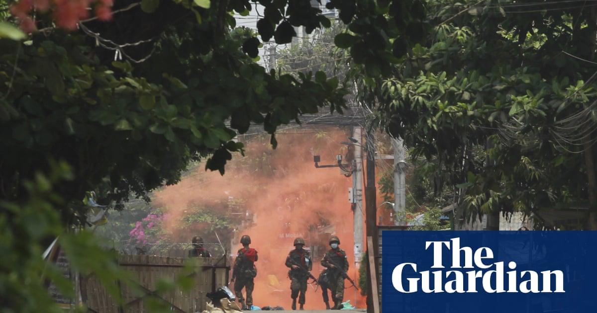 Myanmar: ethnic armed group seizes military base near Thai border