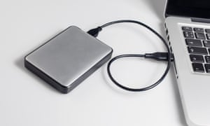 Is an external hard drive the best way to back up your computer?