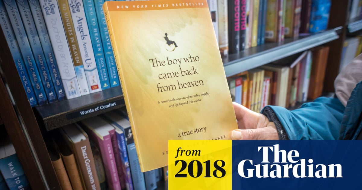 Boy Who Came Back From Heaven author sues book's Christian