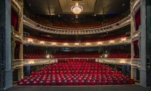 York Theatre Royal auditorium