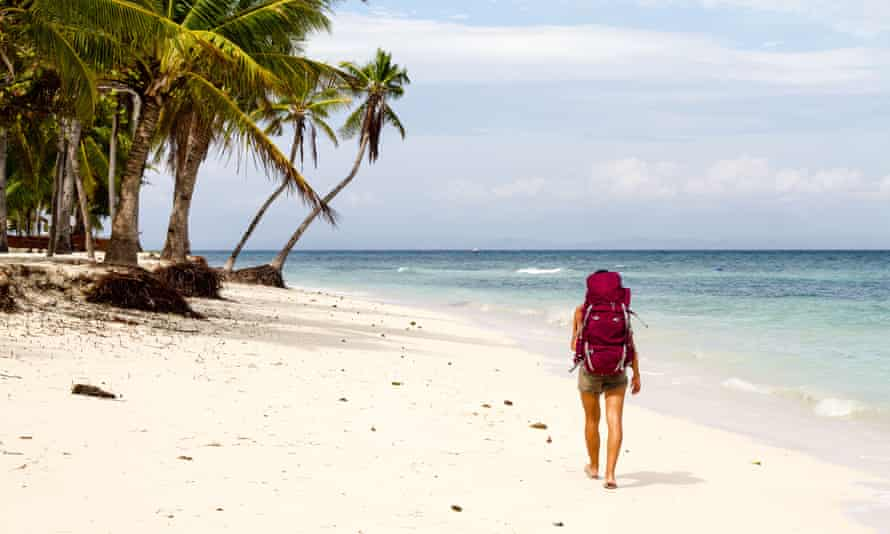Double standard … travelling alone should not be the preserve of men