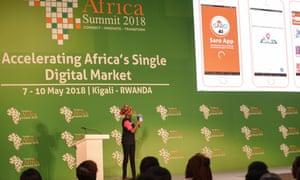 Ms Geek Africa winner Salissou Hassane Latifa