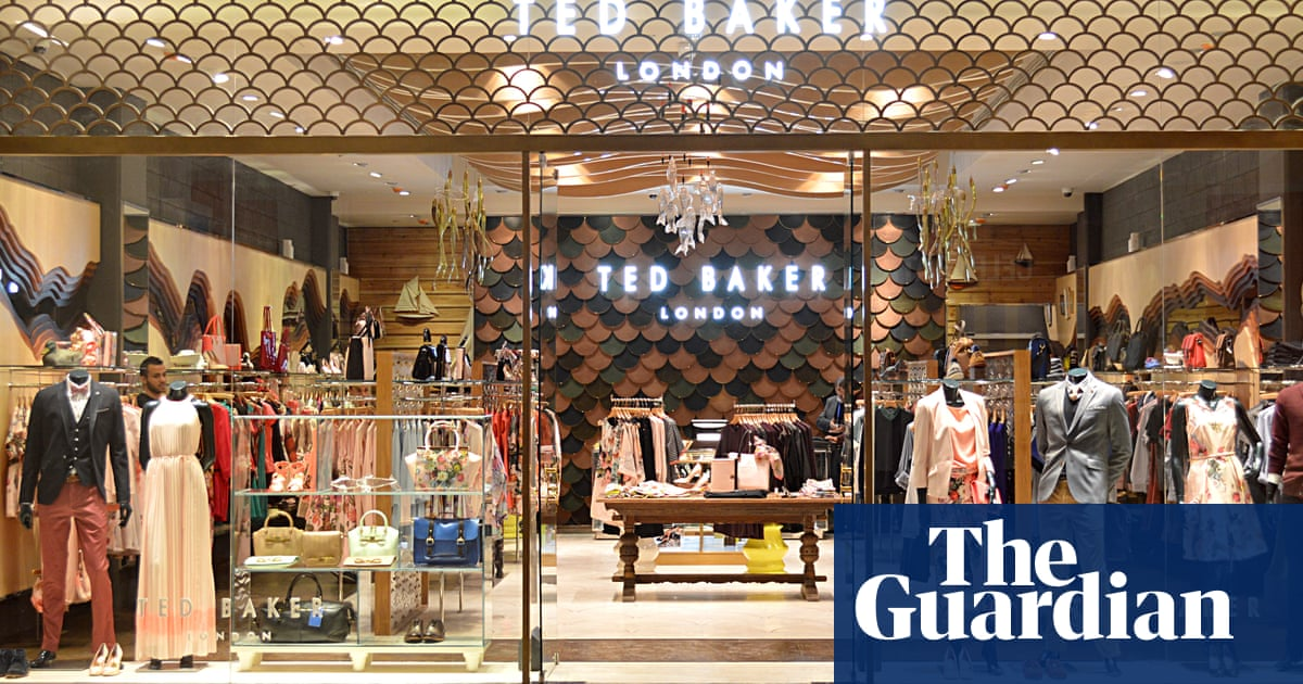 510818b6e81b Ted Baker under pressure to publish findings of inquiry into founder ...