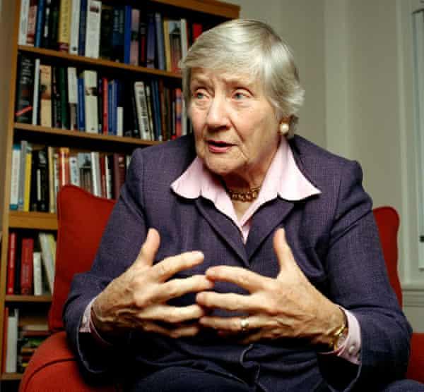 Shirley Williams in 2015.