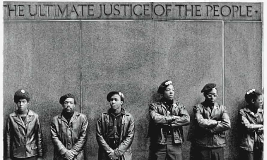 Members of the Black Panthers have received exceptionally long prison sentences.