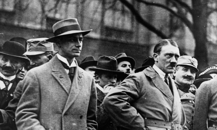 The Devil's Diary review – the mind of Alfred Rosenberg, Hitler's 'chief  ideologue' | History books | The Guardian