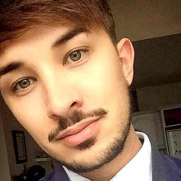 Martyn Hett, who was killed in the Manchester arena attack