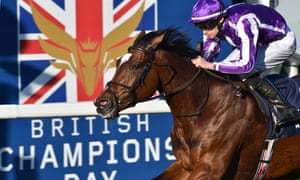 Magical, Champions Stakes 2019