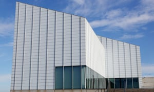 The Turner Contemporary gallery in Margate, Kent