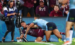 State of Origin 2019 Game 1: Queensland beat NSW – as it happened
