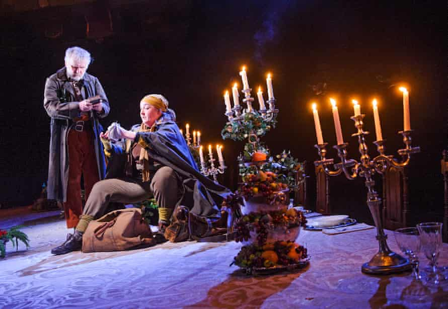 the National Theatre's 2015 revival of Light Shining In Buckinghamshire.