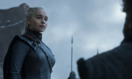 Unforgivable treatment ... Daenerys in Game of Thrones.