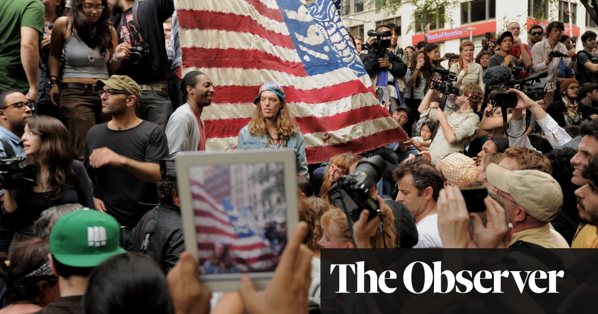 'We showed it was possible to create a movement from almost nothing': Occupy Wall Street 10 years on