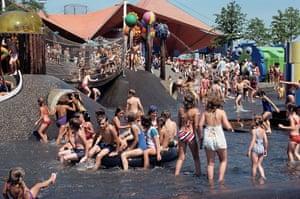 Children's Village at Ontario Place, Toronto, in 1976.