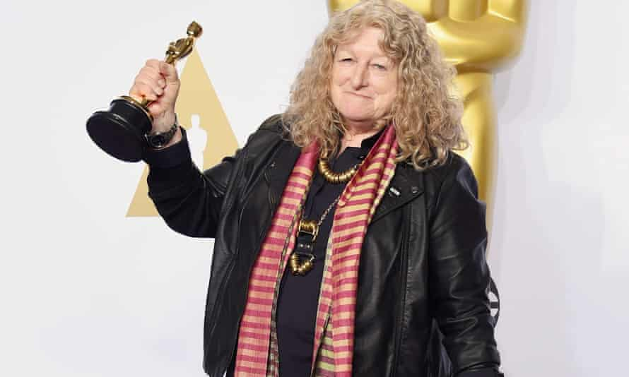 Clapped out … the stories about the reaction to Jenny Beavan at the Oscars