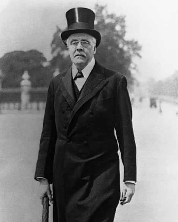 Arthur Balfour.