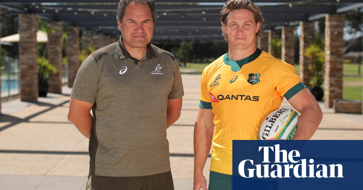 Michael Hooper a pragmatic choice as Wallabies captain in uncertain times | Bret Harris