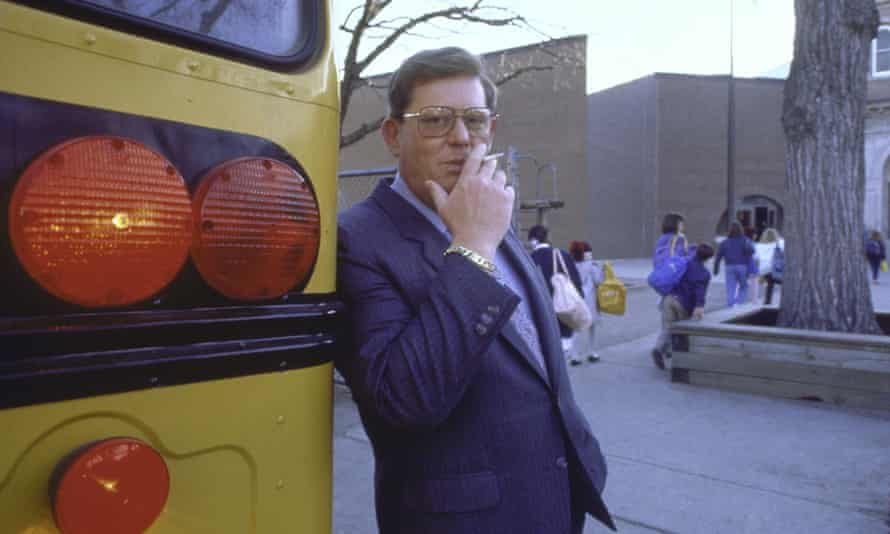 William 'Wild Bill' Janklow, the former governor of South Dakota in 1988.