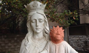 canada baby jesus head