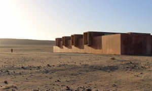 Latin America's new culture destination award went to Paracas Museum in Lima, also known as the National Museum of the Archaeology, Anthropology, and History of Peru.