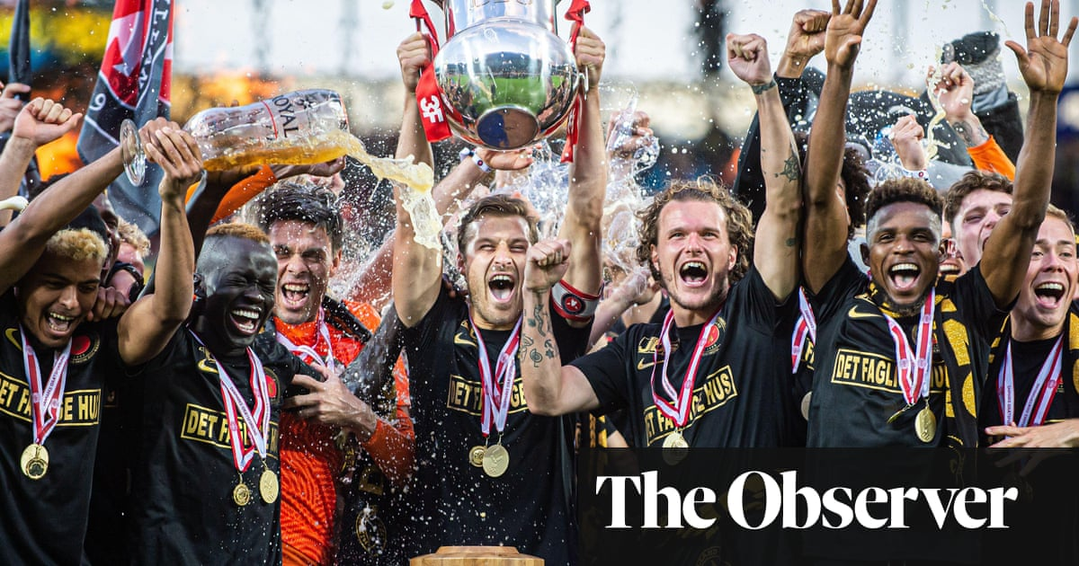 What we do isnt rocket science: how FC Midtjylland started footballs data revolution