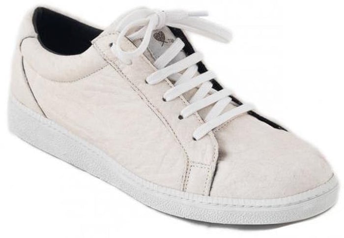 f2e4d9233f1df5 Step into something eco-friendly  white sneakers that don t cost the Earth