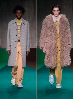 The collections Milan autumn/winter 2017 shows menswear - in pictures