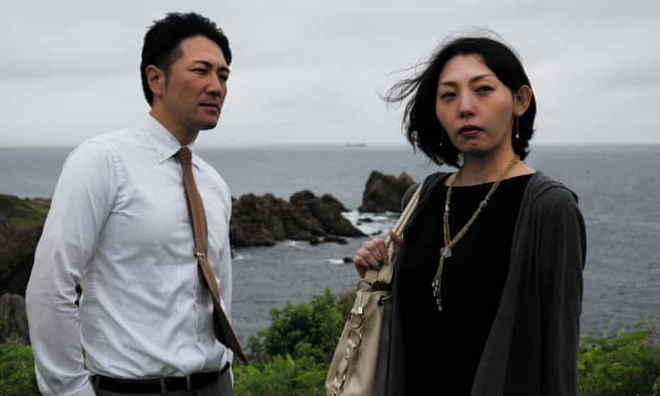 Yuichi Ishii on the job in Family Romance, LLC