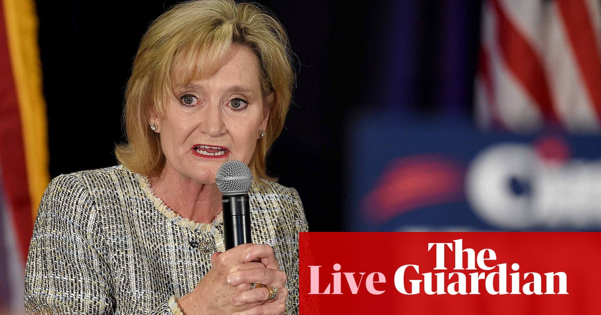 Mississippi gears up for only debate in year's final Senate election – live