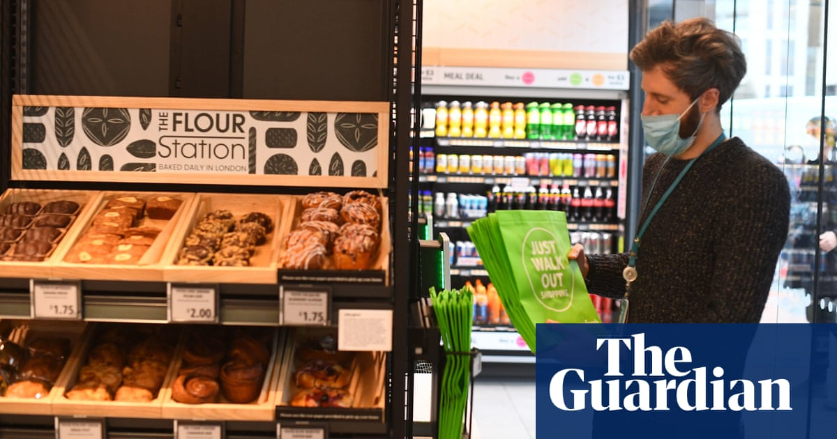 Amazon Fresh opens first 'till-less' grocery store in UK