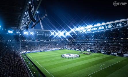 The luxury option … Fifa 19.