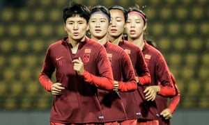 China are hoping to match the feats of their predecessors 20 years ago, who reached the final of the 1999 World Cup only to lose to the USA on penalties.