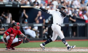 8f148c0d New York Yankees double up on Boston Red Sox to clinch London series ...