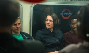There are shades of Phoebe Waller-Bridge's darkly comic TV series Fleabag in All Grown Up.