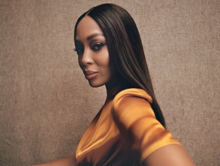Naomi Campbell I Will Not Be Held Hostage To My Past Naomi Campbell The Guardian