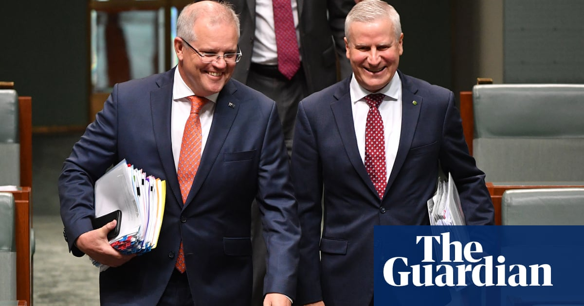Scott Morrison's office met freedom of information deadlines in just 7.5% of cases – The Guardian
