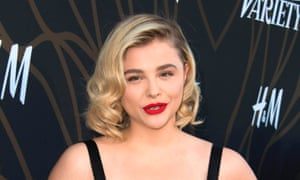 Chloë Grace Moretz, who says she was 'body-shamed' by a male co-star when she was 15.