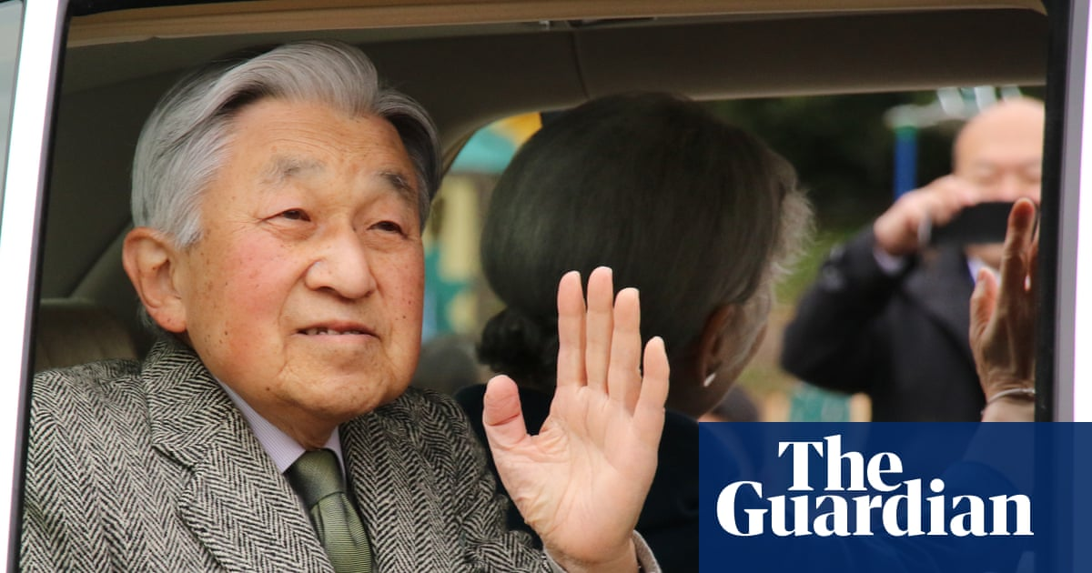 End of an era in Japan as emperor prepares to abdicate
