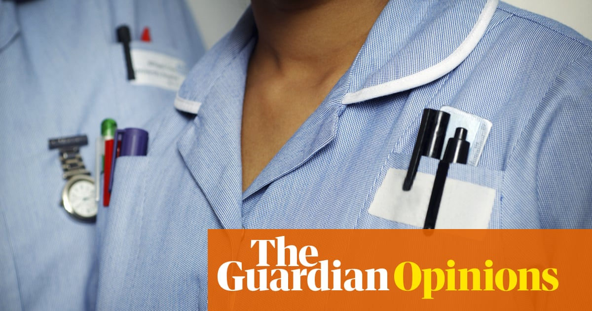 I Shunned Studying Medicine To Become A Nurse Heres Why